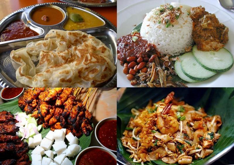 آشنایی با خوراکی های مالزی