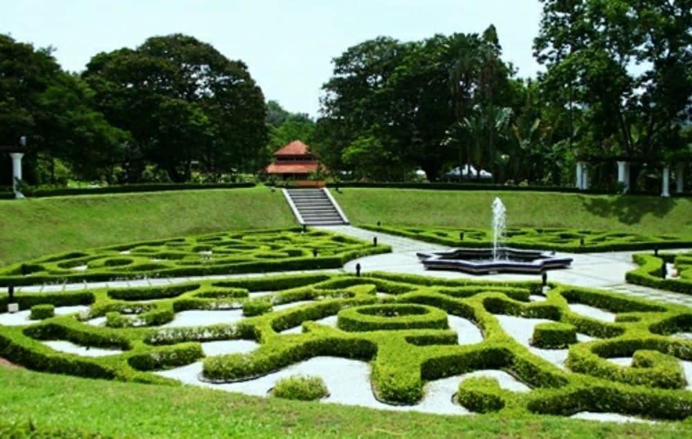 باغ گیاهشناسی پردانا (Perdana Botanical Garden) کوالالامپور