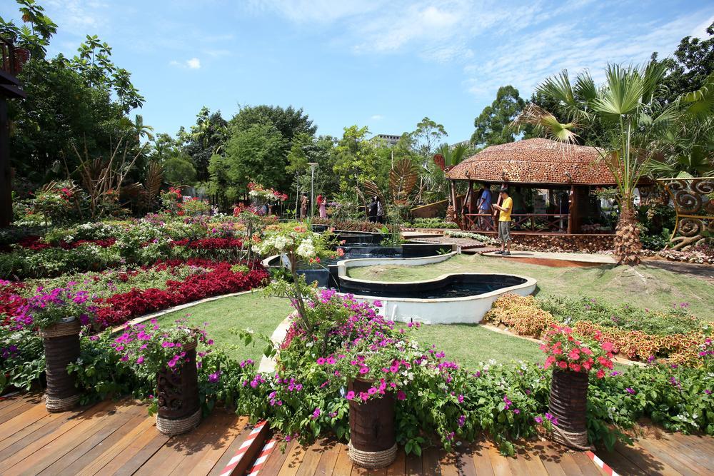 باغ گیاهشناسی پوتراجایا (Putrajaya Botanical Garden) کوالالامپور