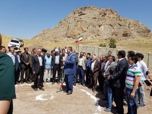 احداث هتل در روستای هدف گردشگری کورعباسلو شهرستان نیر