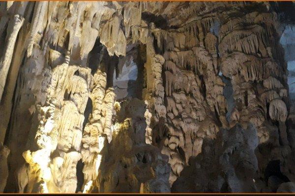 45 غار در خراسان جنوبی شناسایی شد