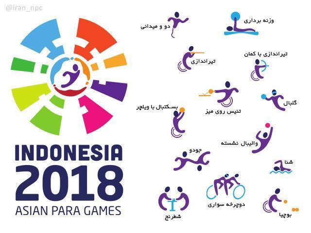از اندونزی، آماده سازی مرکز رسانه ای سومین دوره بازی های پاراآسیایی