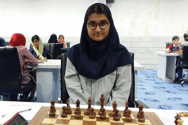 شطرنجباز آلمانی حریف نماینده ایران در مسابقات زنان دنیا شد