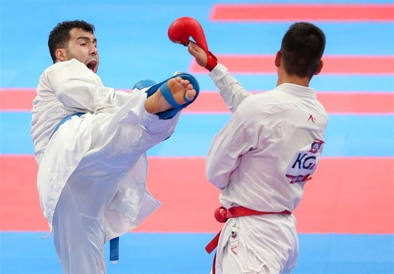 کاراته قهرمانی دنیا، گنج زاده فینالیست شد
