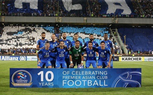 شکایت و درخواست غرامت بازیکن پرتغالی از استقلال به خاطر تست پزشکی