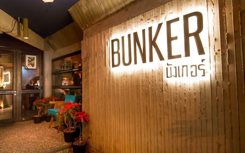 با رستوران بانکر در بانکوک آشنا شوید
