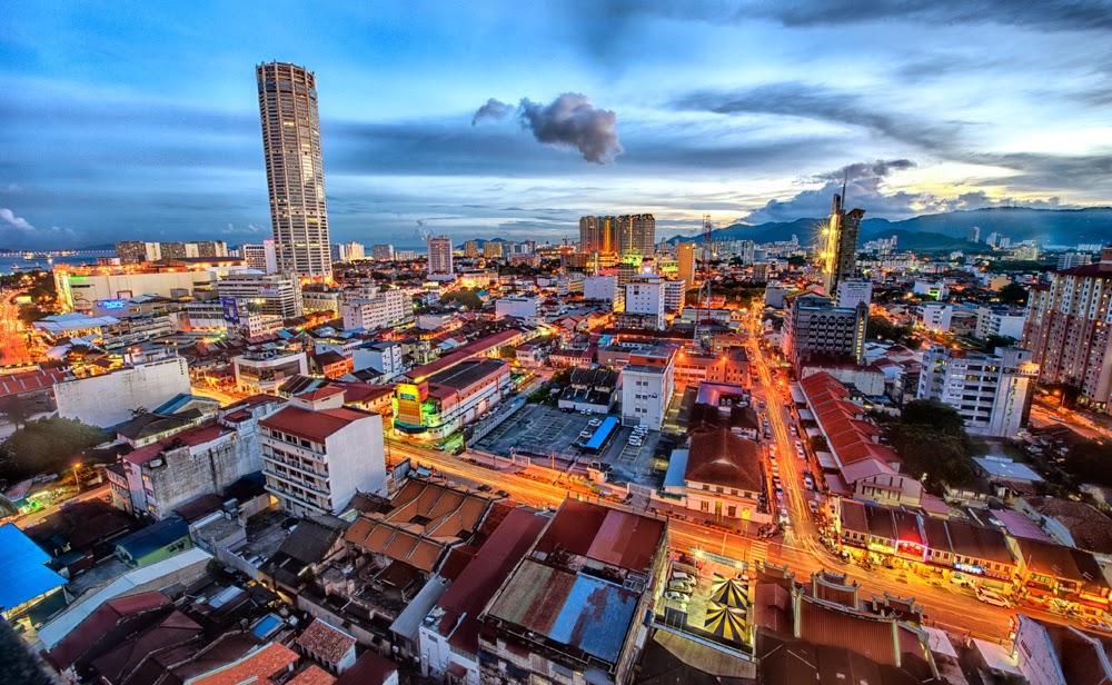 معرفی شهر پنانگ برای سفر
