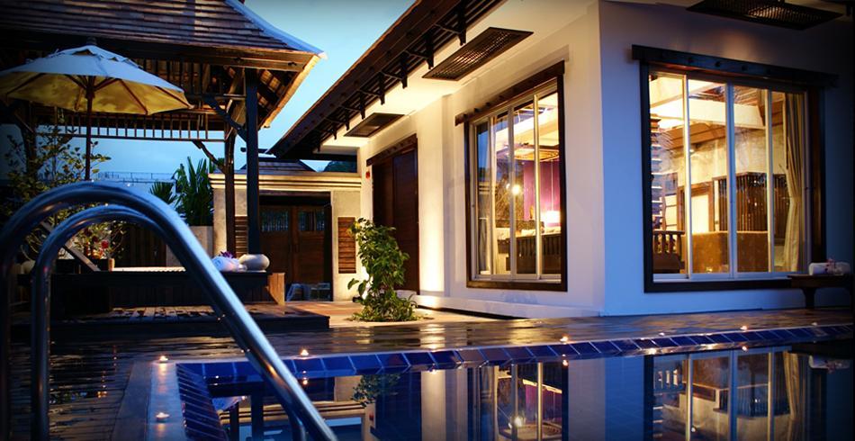 بهترین هتل های کرابی برای اقامت