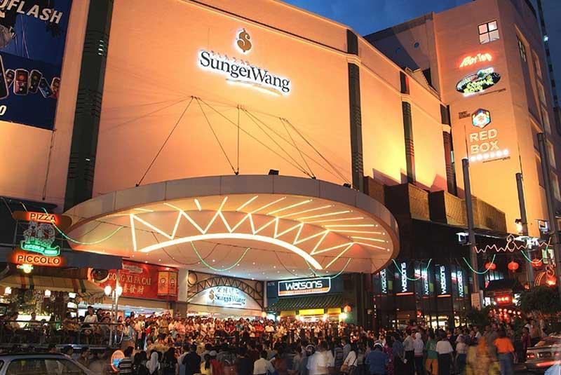 آشنایی با مراکز خرید در تور کوالالامپور
