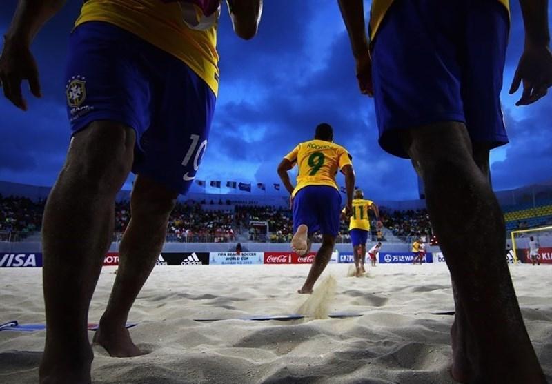 جزئیات مراسم گالای فوتبال ساحلی 2018 اعلام شد