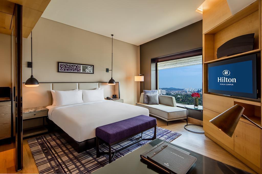 هتل هیلتون کوالالامپور (Hotel Hilton Kuala Lumpur)