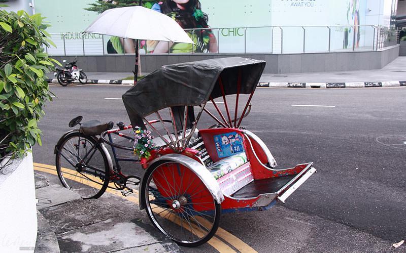 وسایل جابجایی در پنانگ مالزی