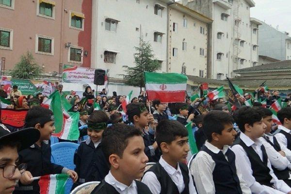 32 هزار دانش آموز کلاس اولی وارد مدارس گیلان شدند