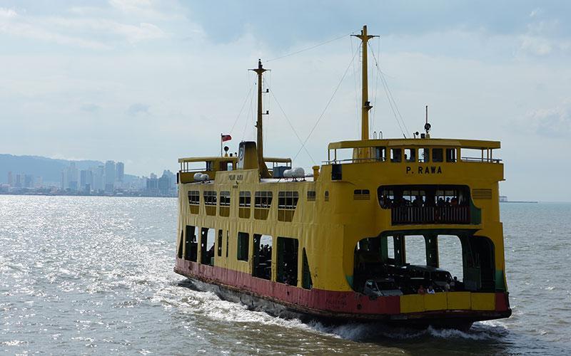 حمل و نقل عمومی در پنانگ