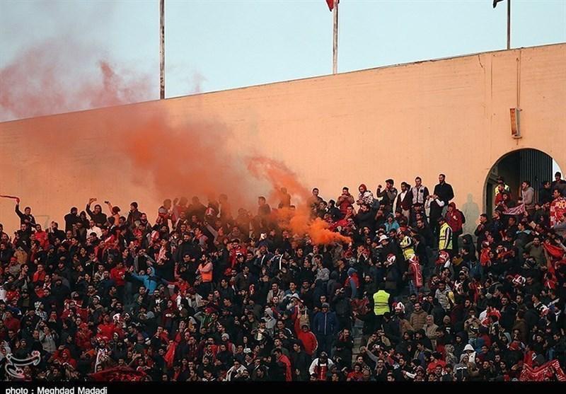 اشاره AFC به استقبال پرشور طرفداران پرسپولیس از دیدار مقابل السد