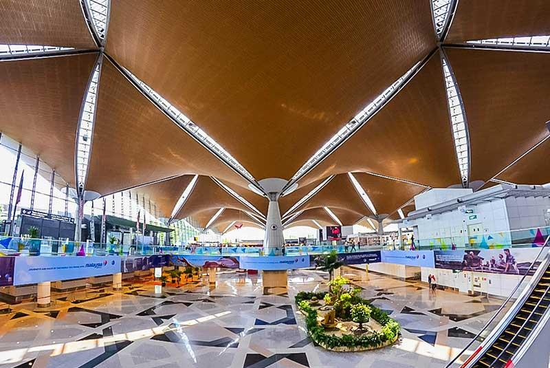 آشنایی با فرودگاه بین المللی کوالالامپور