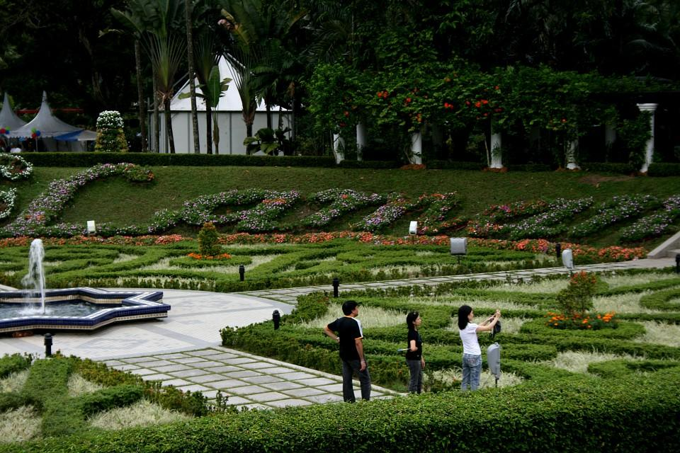 آشنایی با باغ گیاه شناسی پردانا (Perdana Botanical Garden) کوالالامپور مالزی