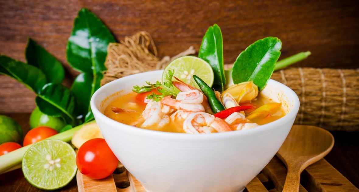 آشنایی با غذاهای تایلندی