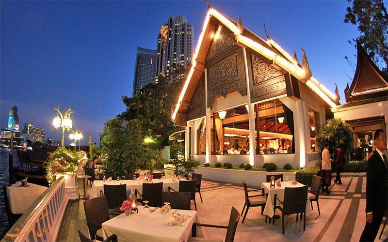 معروف ترین رستوران های بانکوک