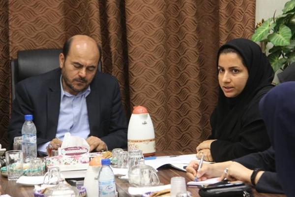 چهارمین جلسه کارگروه تخصصی صنایع دستی بوشهر برگزار گردید