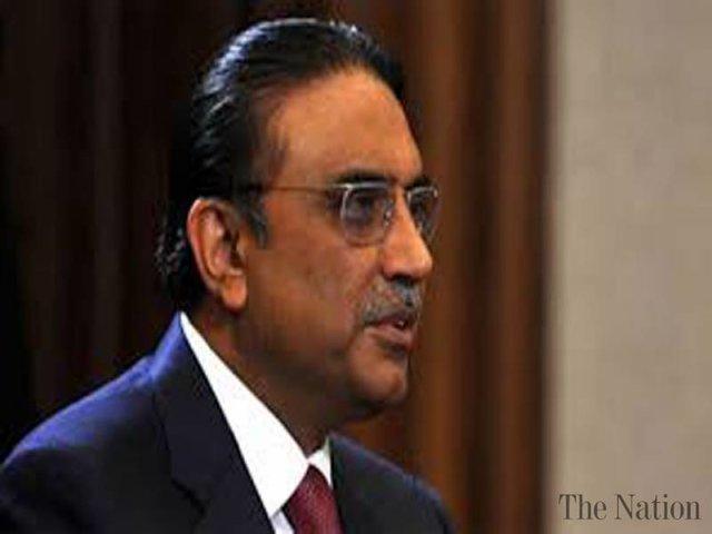 دولت پاکستان آصف علی زرداری را ممنوع الخروج کرد