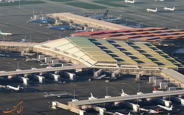 آشنایی با فرودگاه بین المللی شانگلیو، چنگدو چین