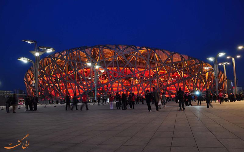 آشنایی با پارک المپیک، تلفیقی از سنت و مدرنیته در پکن