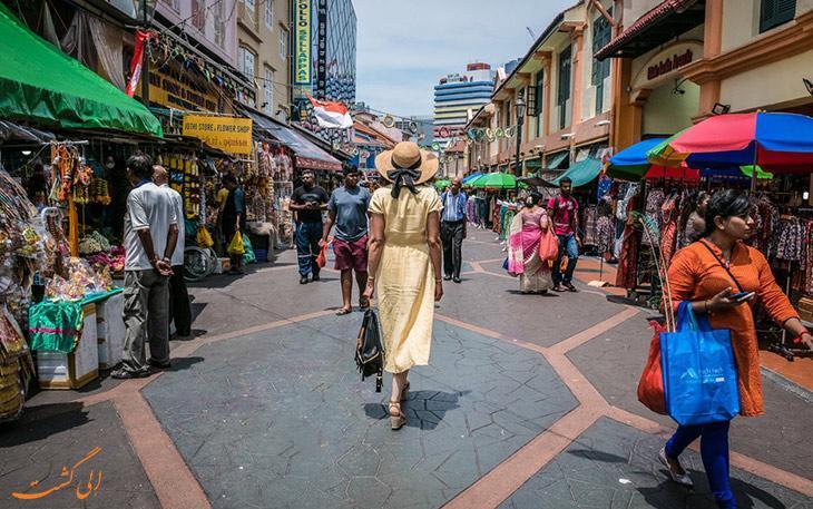 منطقه هند کوچک در سنگاپور را بشناسیم