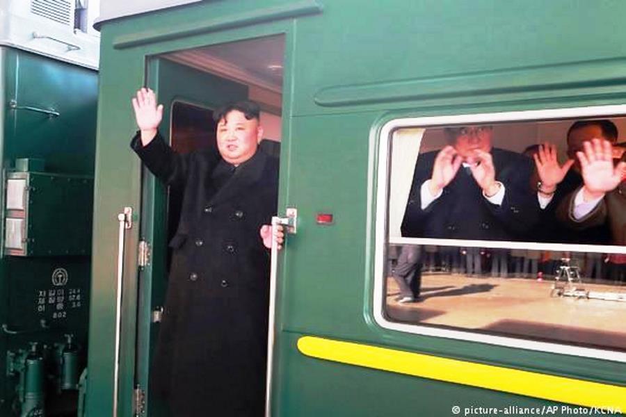 ابرازامیدواری کرملین برای سفر احتمالی رهبر کره شمالی به مسکو