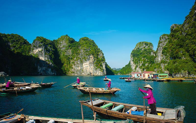 راهنمای دریافت ویزای ویتنام