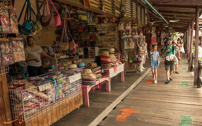 تمام تایلند را در بازار شناور پاتایا، یکجا ببینید!