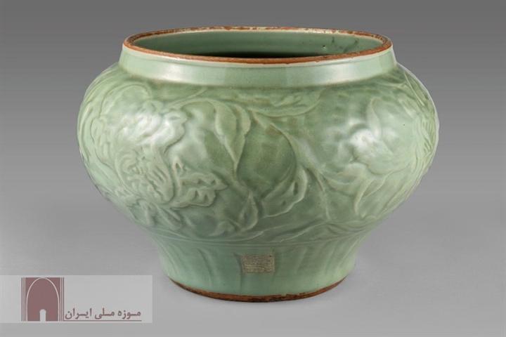 سلادون های موزه ملی ایران وارد کاخ موزه پکن چین شد