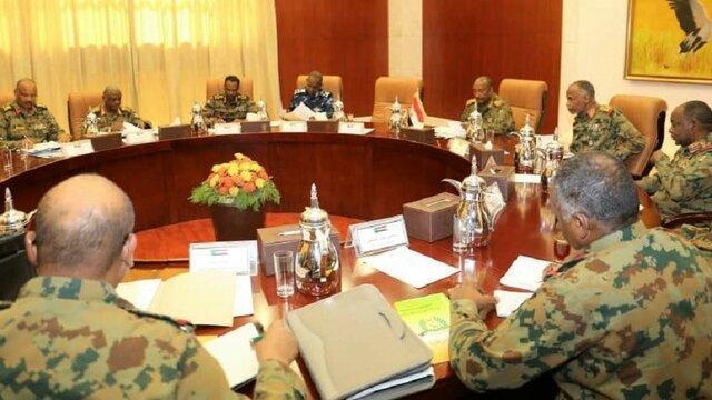 شورای نظامی سودان پیشنهاد اتحادیه آفریقا و اتیوپی را بررسی می کند