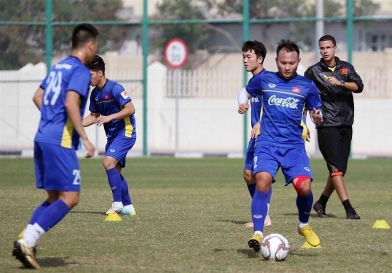 ویتنام آخرین مسافر جام ملت ها ، بازگشت بازیکن کلیدی حریف ایران به تمرین های گروهی