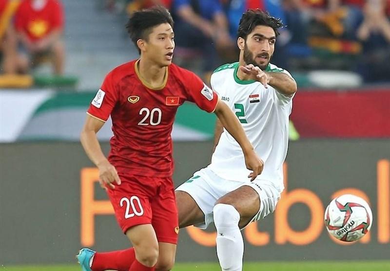 جام ملت های آسیا، پیروزی عراق مقابل ویتنام در روز گلزنی بازیکن استقلال