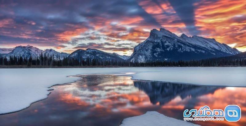معرفی 12 تا از بهترین پیست های اسکی در کانادا در سال 2018