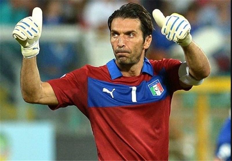 بوفون: تیم ملی ایتالیا تحت فشار شدیدی قرار گرفته است، می توانیم در جام جهانی شگفتی ساز باشیم