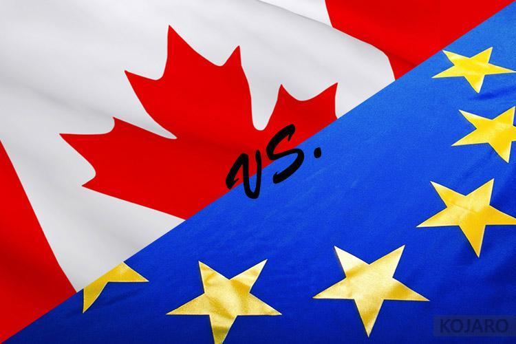 اروپا یا کانادا؛ کدامیک برای سفر مناسب تر هستند