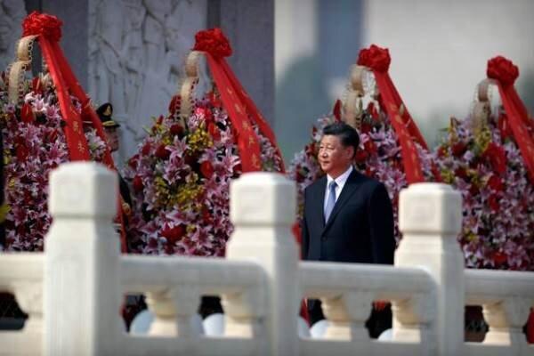 تاکید رئیس جمهور چین بر صلح پایدار و قدرت ارتش این کشور