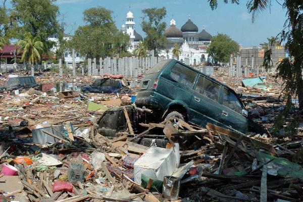 افزایش تلفات زمین لرزه اندونزی