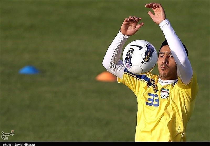 قوچان نژاد:از نیمه دوم دیدار با تایلند راضی ام، آنها نیامده بودند فوتبال بازی کند