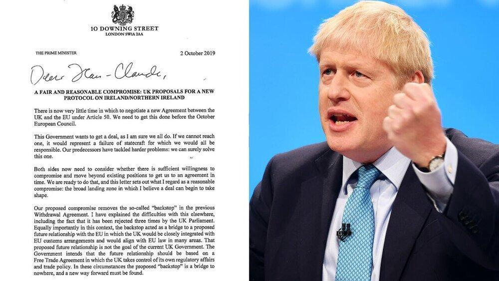 طرح نهایی انگلیس درباره برگزیت تحویل اروپا شد