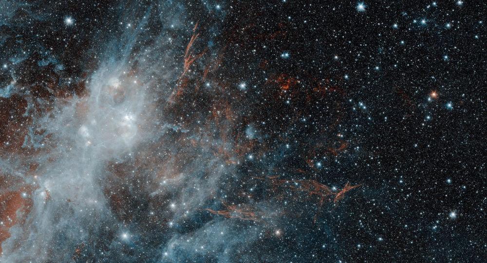 کشف شی مرموز در کهکشان راه شیری