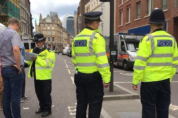 135 فعال محیط زیست در لندن بازداشت شدند