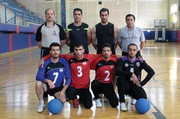 گلبال مردان ایران راهی دیدار پایانی شد