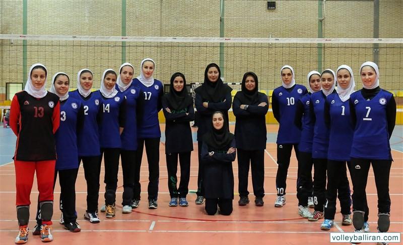 شروع جام باشگاه های والیبال زنان آسیا با دیدار دانشگاه آزاد و چین