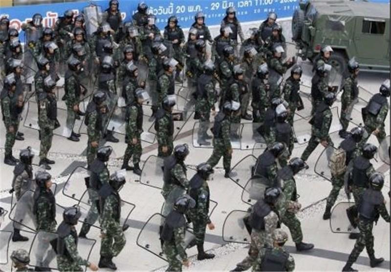 استقرار 6 هزار نیروی پلیس در تایلند برای برخورد با معترضان