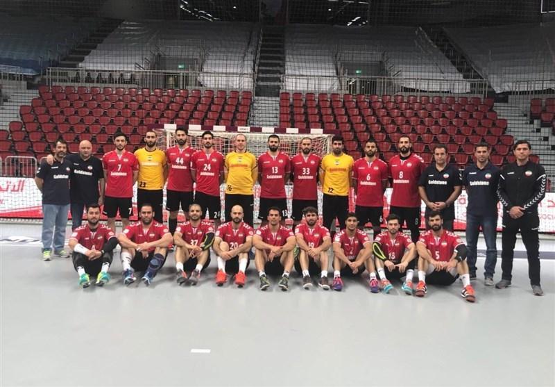 هندبال قهرمانی آسیا، فزونی ایران مقابل عمان در آخرین بازی دور دوم