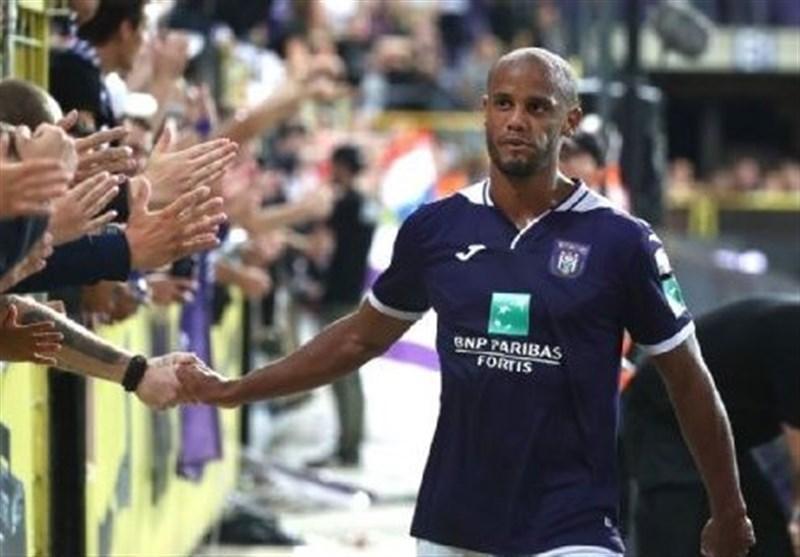 مجازات تیم فوتبال اندرلخت به خاطر انتصاب کمپانی به عنوان سرمربی