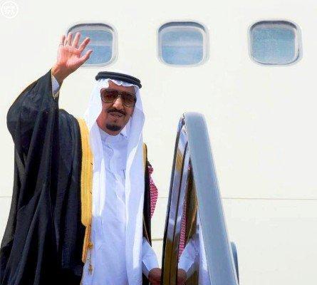 پادشاه عربستان وارد مالزی شد، ملک سلمان تعطیلات را در جزیره بالی می گذراند